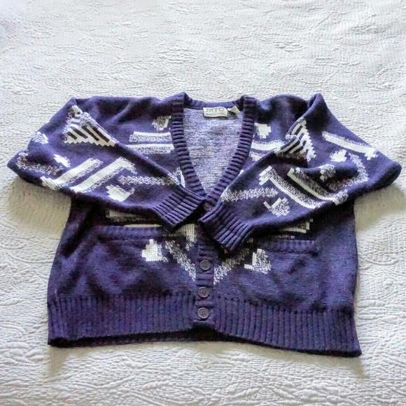 "MTO Other - MTO International vintage ""grandpa"" sweater"